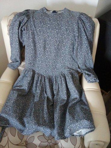 Simpatična haljina sa dugim rukavima - Krusevac