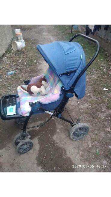 Абалы жакшы,бышык бекем коляска,астында игрушка суу койчу болугуда бар