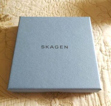 Nakit | Beograd: SKAGEN kutija za nakitNova kutija od SKAGEN nakita.Dimenzije: 13,5 x