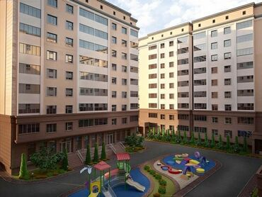 Продается квартира: Элитка, Кок-Жар, 2 комнаты, 72 кв. м