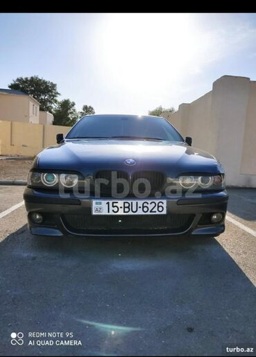 bmw-m3-4-m-dct - Azərbaycan: BMW 540 4.4 l. 1997 | 218000 km