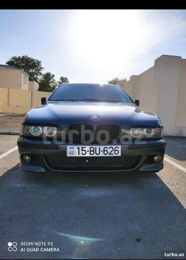 bmw-m3-4-mt - Azərbaycan: BMW 540 4.4 l. 1997 | 218000 km