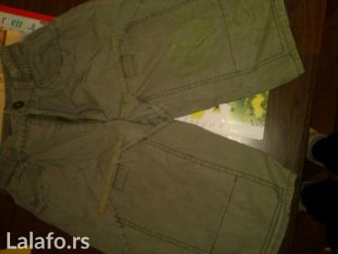 Letnje pantalonice kratke ocuvane vel. 6 - Loznica