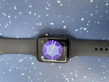 xiaomi mi note 10 цена в бишкеке в Кыргызстан: Серые Унисекс Наручные часы Apple