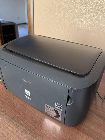 Принтеры - Кыргызстан: Принтер Canon LBP6000b   !!!!