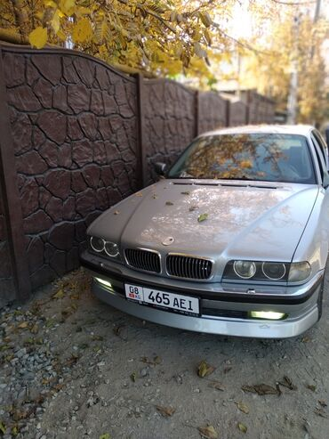 BMW - Бишкек: BMW 7 series 4.4 л. 1996 | 211580 км