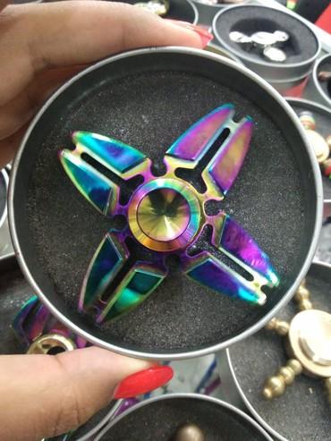 - Azərbaycan: Xamilyon metal Spinnerler