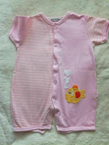 Pidžama iz jednog dela za devojčice Veličina 86 Malo nošeno-par puta - Beograd