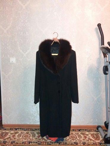 Продается пальто кашемировое. в Токмак
