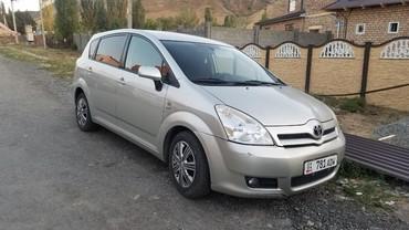 Toyota Corolla Verso 1.8 л. 2005