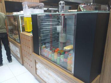- Azərbaycan: Soyuducu vitrinler