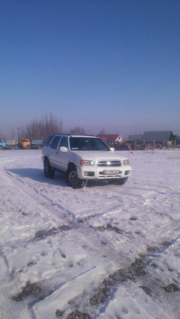 продаю или меняю ниссан патфаиндер левый руль (американец) рестайлинг  в Бишкек
