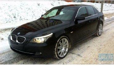 продаю бмв в Ак-Джол: BMW 525 2007