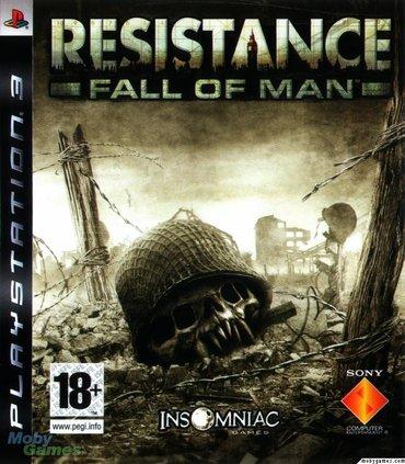 Resistance 1 для ps3 в Bakı