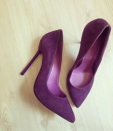 Cipele na stiklu - Srbija: Salonke na stiklu nove cipele su prelepe uzivo  broj 40