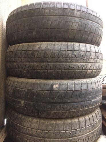 железные диски на 15 в Кыргызстан: Продаю шины R-15 зимние