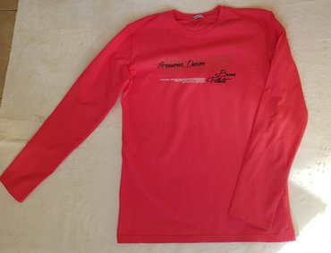 Majica muska xl - Srbija: Muska majica XL velicina  Pamuk