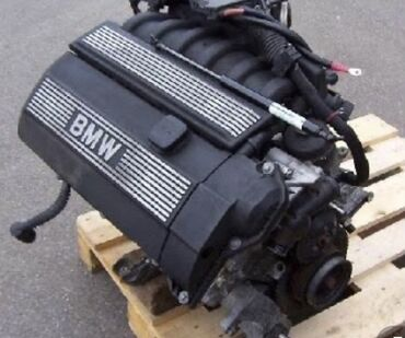 запчасти на бмв е36 в Кыргызстан: Двигатели на БМВ е52 е54 е57 нБампер на БМВ есть всё Е36 Е38 Е39 Е46
