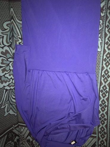 Haljina na jedno rame...prelep model kraljevsko plave boje m/l in Crvenka