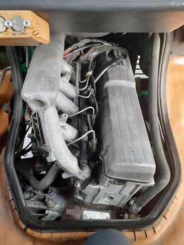 Сапог мерс - Кыргызстан: Куплю двигатель на мерс 602 желательна привазной на бус сапог