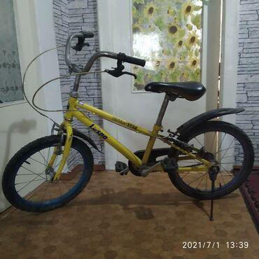Спорт и хобби - Гавриловка: Продаю корейский велосипед на возраст от 5 до 8 лет . Цена 3500 торг