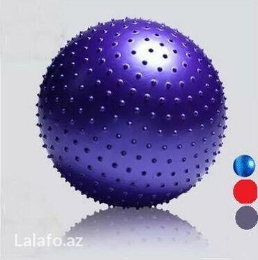 topu - Azərbaycan: Aerobika Topu 75 sm şipliYenidir.İkinci əl deyil.Çatdırılma var