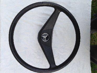 dvigatel mersedes 123 в Кыргызстан: Руль оригинал в очень хорошем состоянии . Mersedes-Benz. 123 кузов