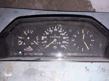 Щит прибор снято от мерседеса 124 1988 в Каракол