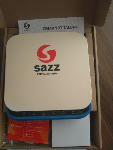 sazz ix380 - Azərbaycan: SAZZ 4G LTE Modem