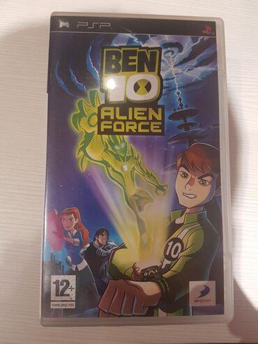 Ben Ten (+5 ευρώ μεταφορικά)
