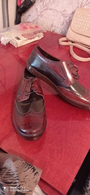 Мужские туфли кожаные турция