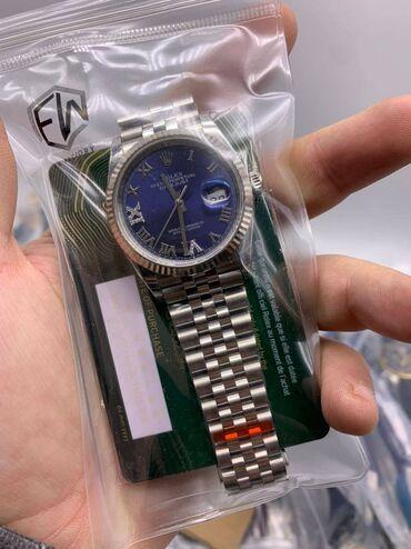 Серебристые Унисекс Наручные часы Rolex