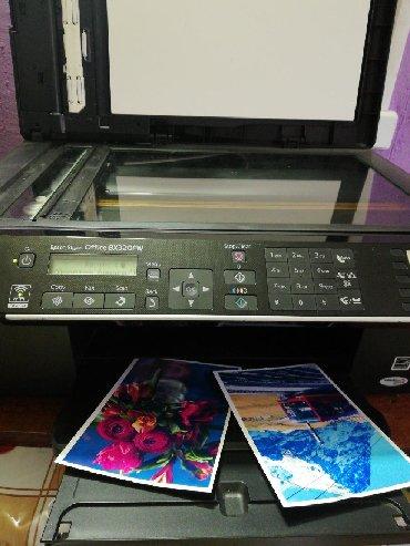 принтер мфу 211 canon в Кыргызстан: Продаю принтер мфу 6в1.Epson BX 320FW. Пятицветный, в хорошем рабочем