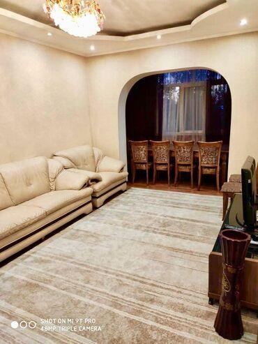 Продается квартира:105 серия, Аламедин 1, 4 комнаты, 88 кв. м