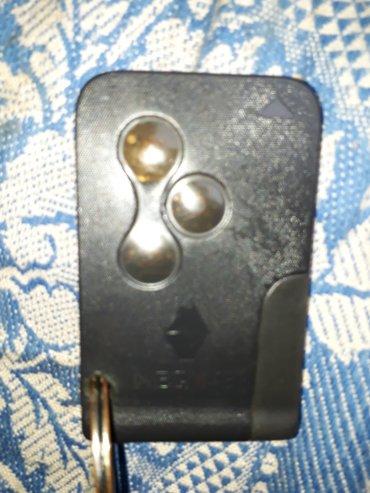 Продаю чип ключ на рено меган в Бишкек