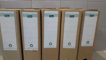 5 κουτιά με λάστιχο Salco Files Ecological LineΔιαστάσεις: 25 x 35