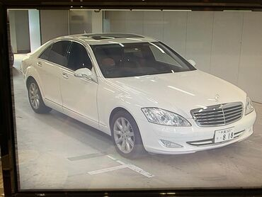 запчасти на мерседес w140 в Кыргызстан: Авто Запчасти на Мерседес W221, объём двигателя 5.5 273 мотор, год вып