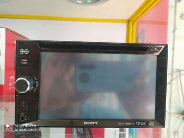 Sony 2din в оригинале. Usb, Aux, диск работает состояние отличное