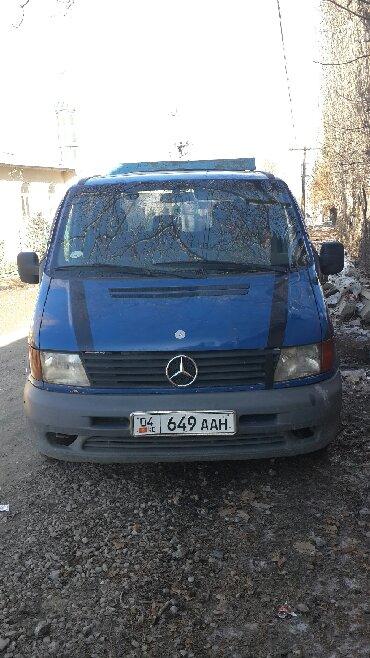 Mercedes-Benz в Ош: Mercedes-Benz Vito 2.3 л. 1998   111111 км