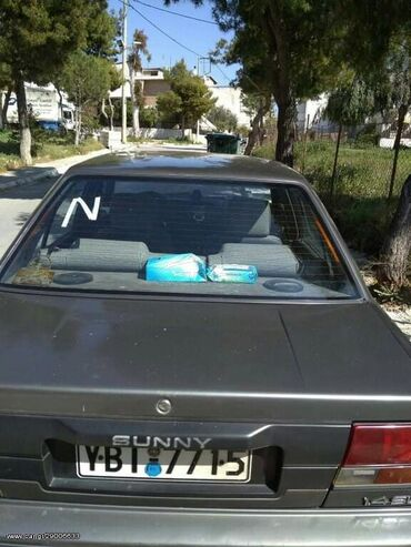 Nissan Sunny 1.4 l. 1990 | 150000 km