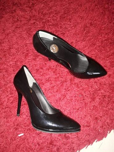 Cipele nove jednom obuvene..38 br - Pancevo
