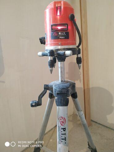 лазерный уровень бишкек in Кыргызстан | СПЕЦОДЕЖДА: Продам лазерный уровень, б/у в отличном состоянии. Полный комплект