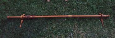 Продаю качественный деревянный карниз для шторРоссийский карниз из