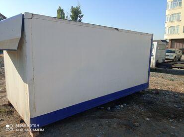 продам мебель бу in Кыргызстан | МЕБЕЛЬНЫЕ ГАРНИТУРЫ: Срочно, срочно продаю будку мебельную длина 4,20 высота 2,10 ширина 2