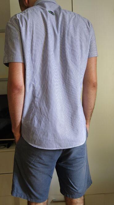 Košulja muška azzaro, xxl.Nova nenošena