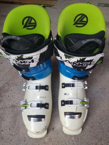 Горнолыжные ботинки Lange XT 120. Отличное состояние. Жесткость 120