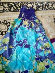 юбка в паетках в Кыргызстан: Сарафан длинный хб 300 сом,юбка длинная хб 200 сом, юбка короткая 200