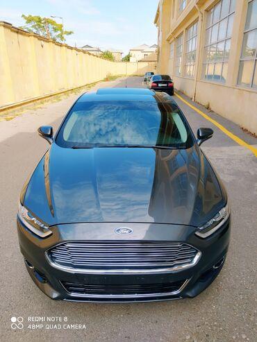 Ford - Azərbaycan: Ford Fusion 2 l. 2015 | 76000 km