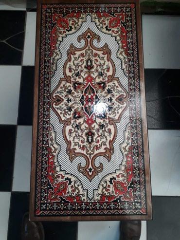 Bakı şəhərində Nərd taxta satılır.