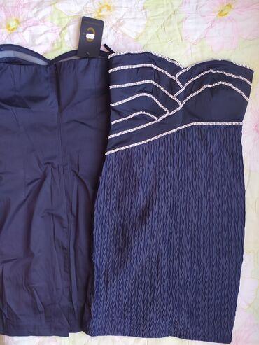 Три вечерних платья, новые, ни разу не ношенные. Размеры на фото, и